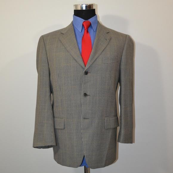 Joseph Abboud Other - Joseph Abboud 40R Sport Coat Blazer Suit Jacket Gr